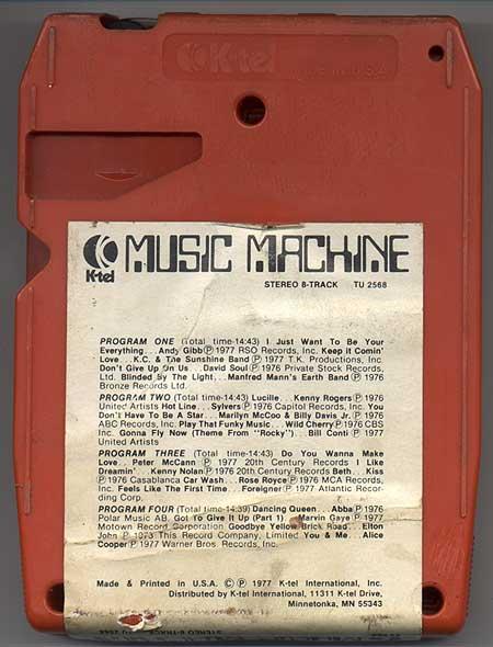 ktel machine